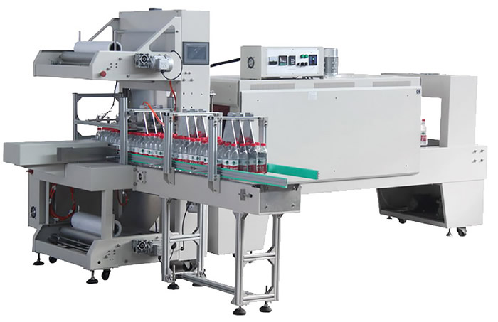 Sleeve Type Automatic Shrink Wrapping Machine