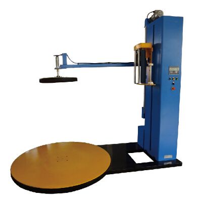USN-1650FCS Top-Press Stretch Wrapping Machine