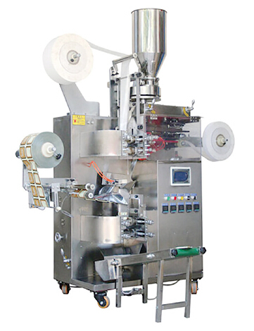 USN-TP-17 Inner and Outer Tea bag Packing Machine