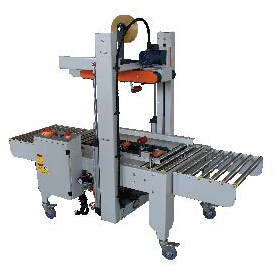 USN-FX-121 Fully Automatic top-Bottom drive Belt Carton Sealer(Suit for Weight:30kg)