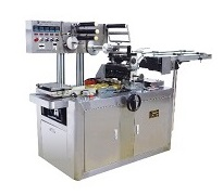 High speed Automatic Cellophane Overwrapping Machine