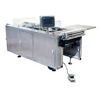 USN-300 Semi Automatic Overwrapping Machine(film in roll)